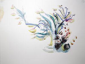 Flowers and questions IV - Maïla Gracia
