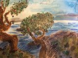 9 X 12 Watercolor