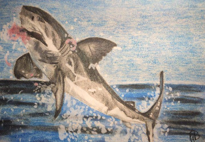 Shark - King of the Ocean - Fabartistry