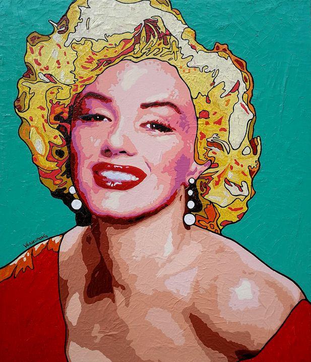 Marilyn Monroe - Vlado Vesselinov