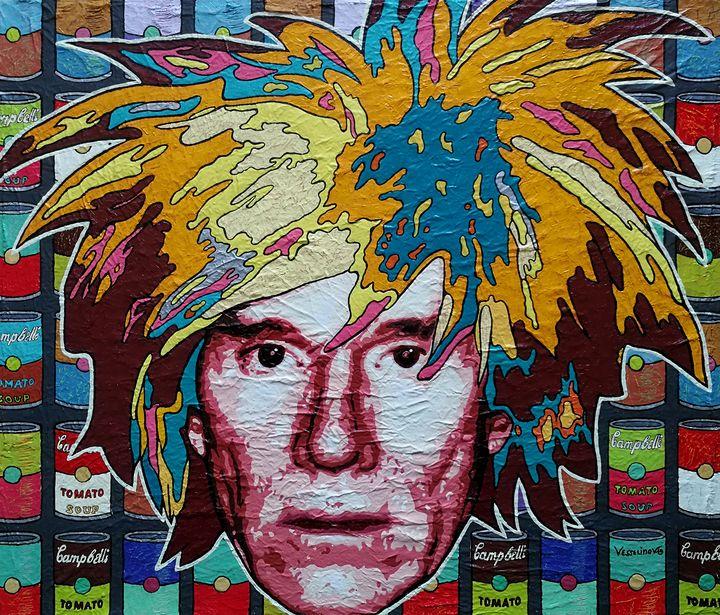 Andy Warhol - Vlado Vesselinov