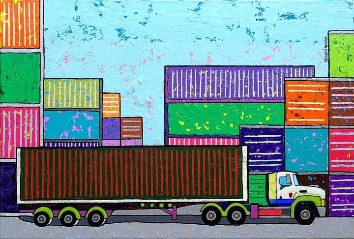Cargo Traffic - Vlado Vesselinov