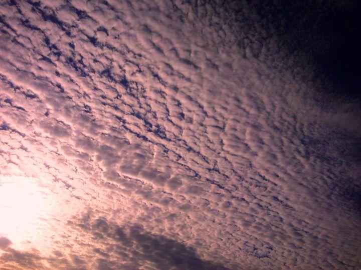 Candyfloss Sky - ArtBySL