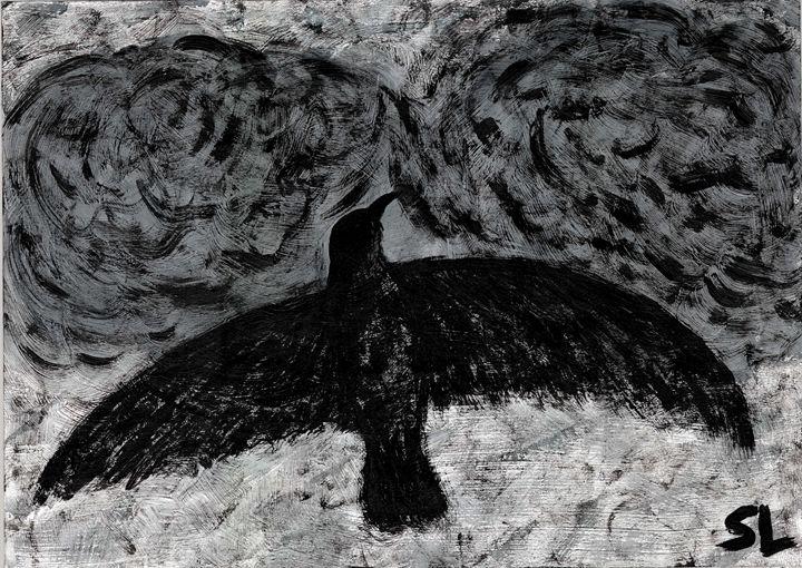 The Crow Flies - ArtBySL