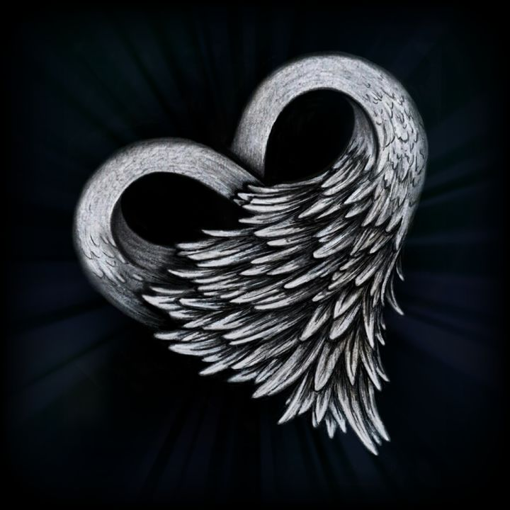 Hug from Heaven II Print - Janet Wiltrout