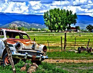 Resting Studebaker