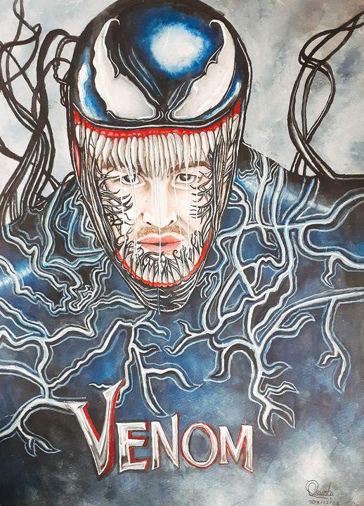 Venom (Movie Fanart) - AIWA