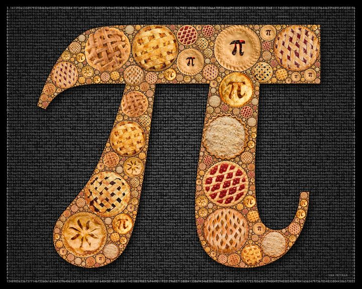 Sum Pi - Freyman Art