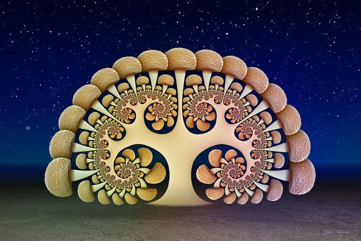Shroom Tree - Freyman Art