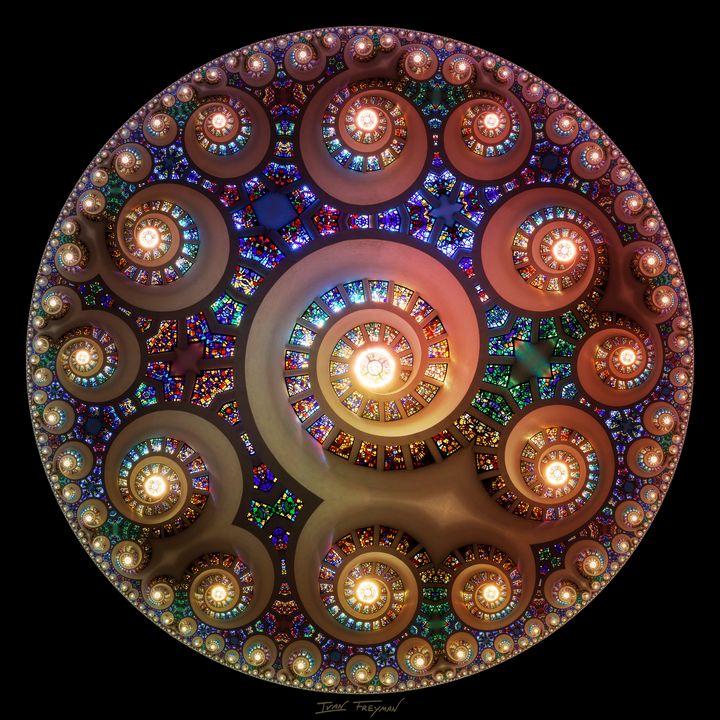 The Dome - Freyman Art