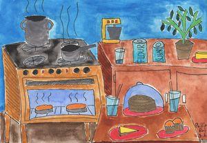 A First Kitchen