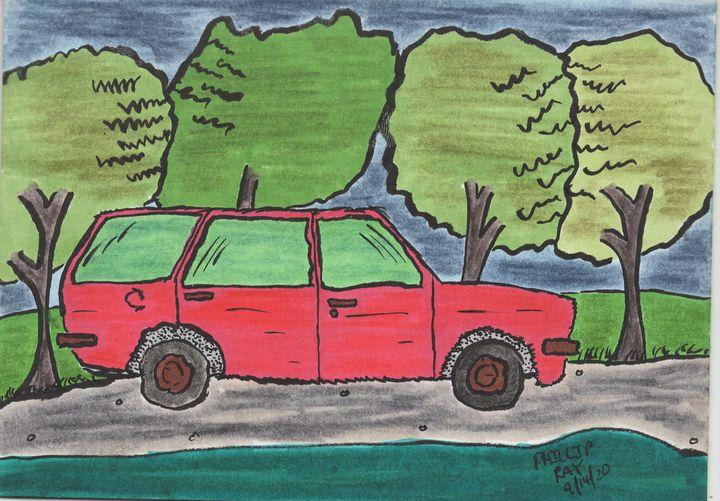 A Wagon - Phillip Ray