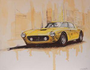 classic Ferrari - Virgis