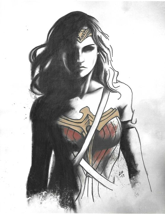Wonder Woman - Stephanie Deskins