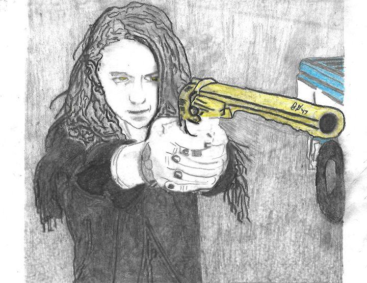Earp, Wynonna Earp - Stephanie Deskins