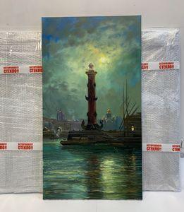 """Oil painting """"Saint Petersburg"""""""