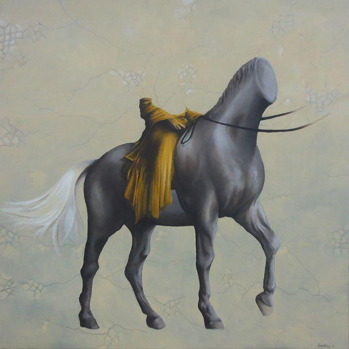 Via st. Infini - Avihai cohen paintings