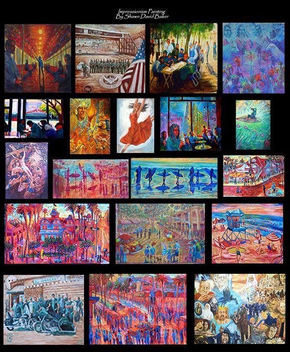 Impressionism Catalog - Baker Industries ,. INC