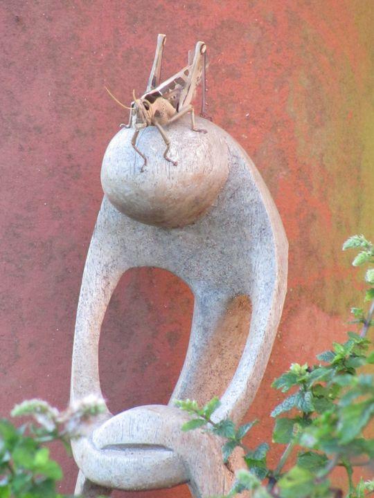 Grasshoper Man - WayArtz™ by Weymouthe™