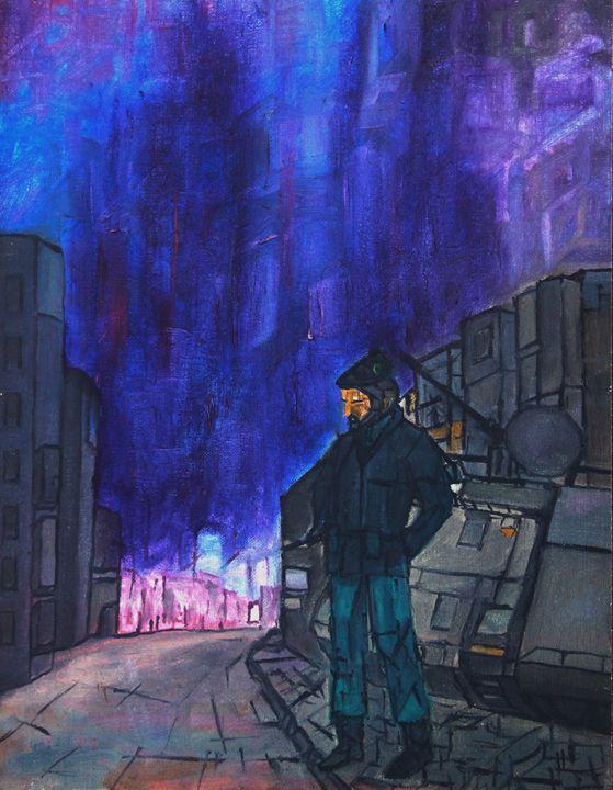 Guard Duty - Henry Matthews