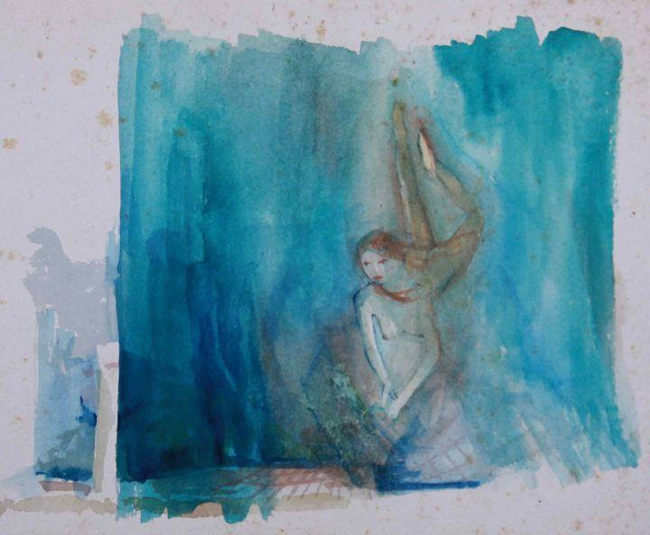 Underwater Beauty - Henry Matthews
