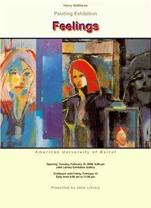 Feelings Art Exhibition
