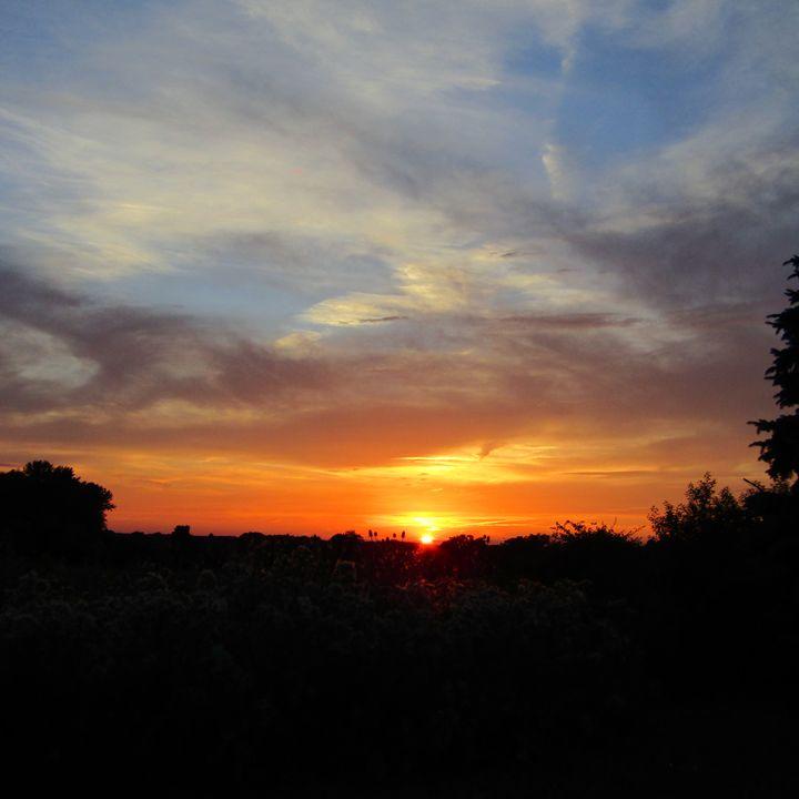 sweet sunset - tammy  owens