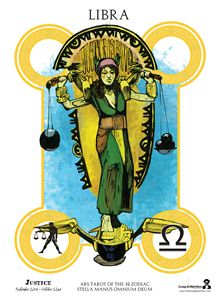 Libra, Justice