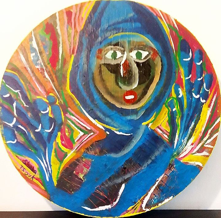 THE TRUTH - mistical new age art - SHABA TSOUK