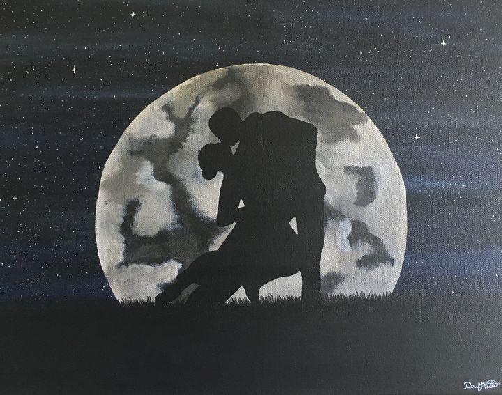 Dancing on the moon - Art & Art