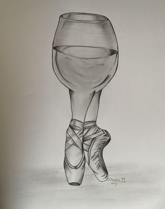 The drunk dance - Art & Art