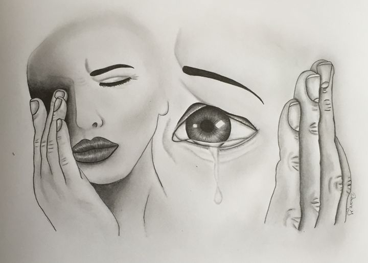 The unhappy women - Art & Art