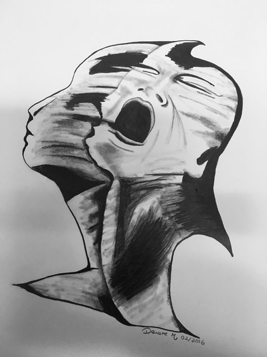 The deepest sorrow - Art & Art