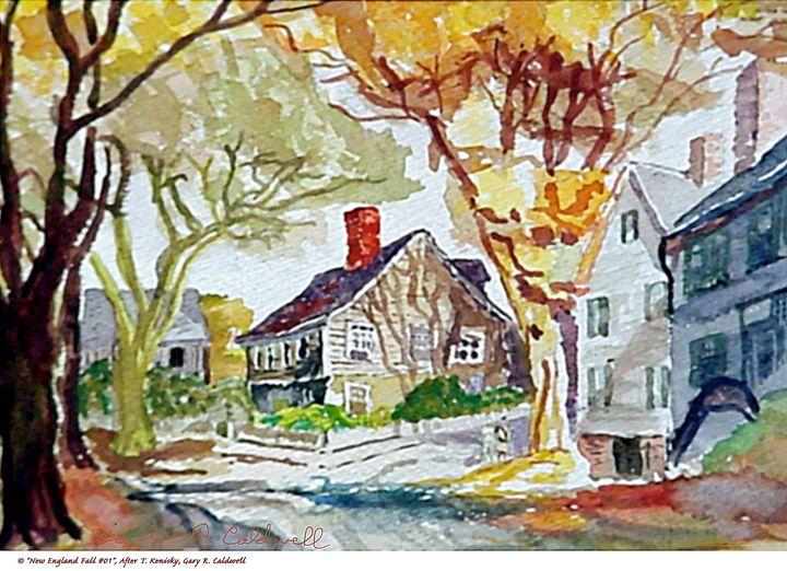 New England - Gary R. Caldwell | CADesign, Art & Photos
