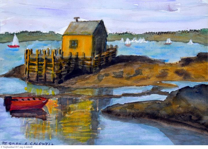 Newfoundland #01 - Gary R. Caldwell | CADesign, Art & Photos