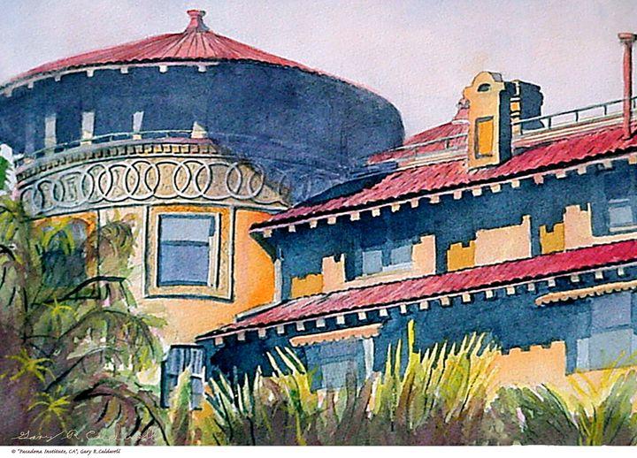 Pasadena #01 - Gary R. Caldwell | CADesign, Art & Photos