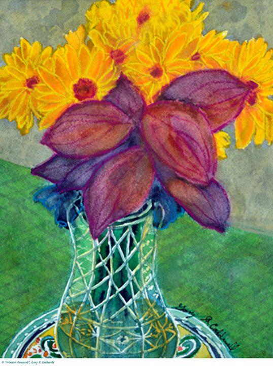 Still-Life_Winter Bouquet - Gary R. Caldwell | CADesign, Art & Photos