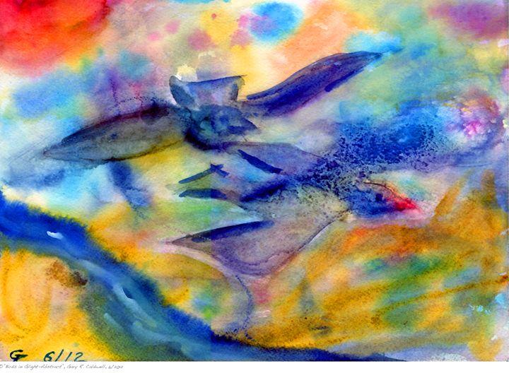 Composition—Birds - Gary R. Caldwell | CADesign, Art & Photos