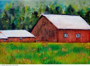 Alexander Valley—Red Barn