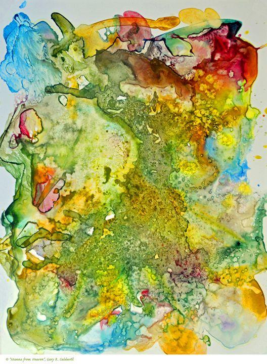Digital-Manna from Heaven #01 - Gary R. Caldwell | CADesign, Art & Photos
