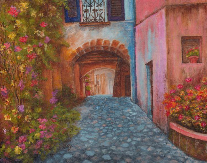 Tuscany - Kathleen Kelly - Thompson