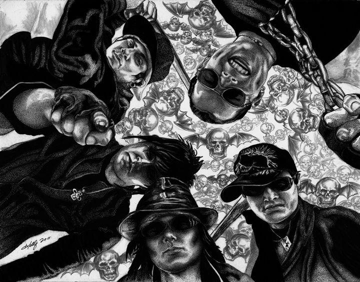 Avenged Sevenfold - Kathleen Kelly - Thompson