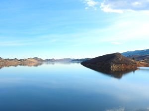 Horsetooth Lake