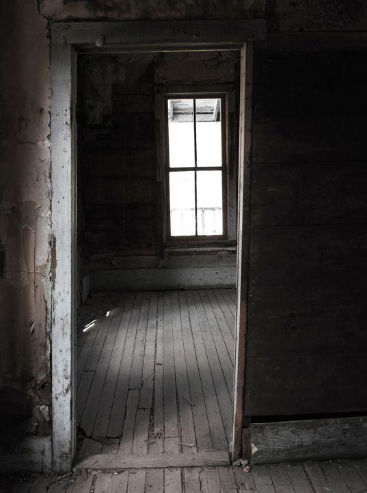 Abandoned Doorway - E.L. Brooke Fine Art & Design