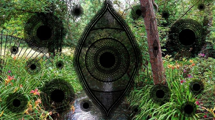 Nature see the true - Beyond Matter Art