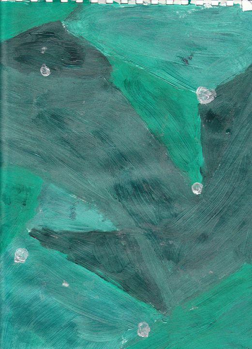 Emerald - Katie B ART