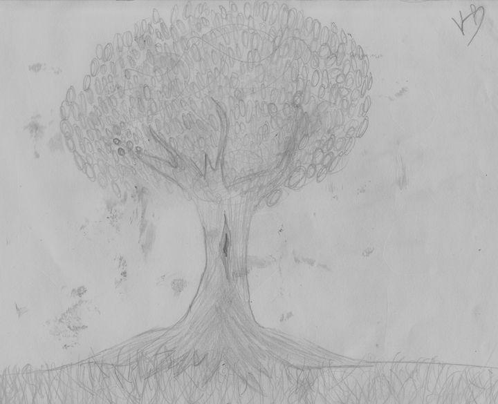 Oak Tree - Katie B ART