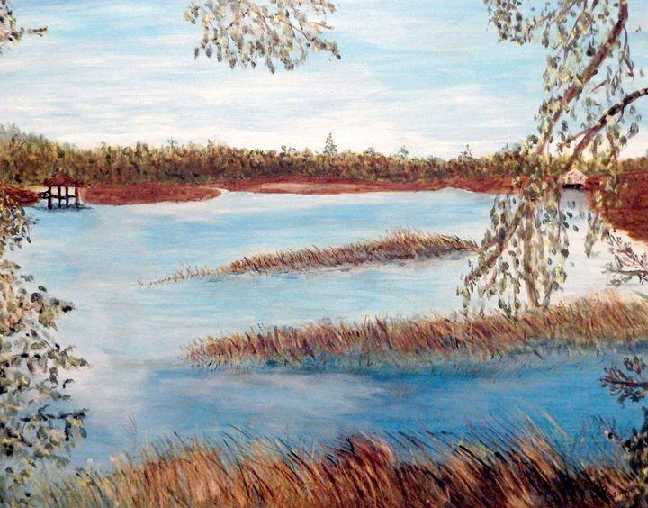 Botany Bay Plantation - B Grant Art