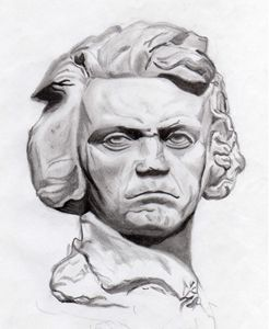 Beethoven's Stare