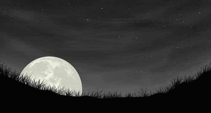 Moonday - Haris Ramadi